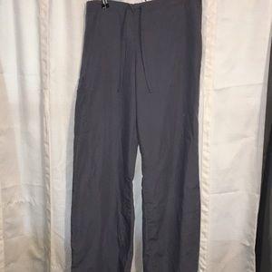 Scrubs ladies size medium gray pant/ bottoms